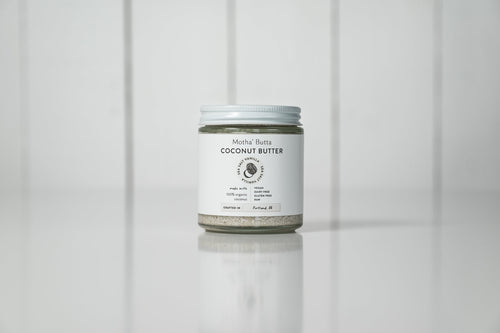 Sea Salt Vanilla Bean Coconut Butter