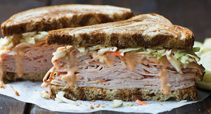 Smoked Turkey Reuben Boxed Lunch