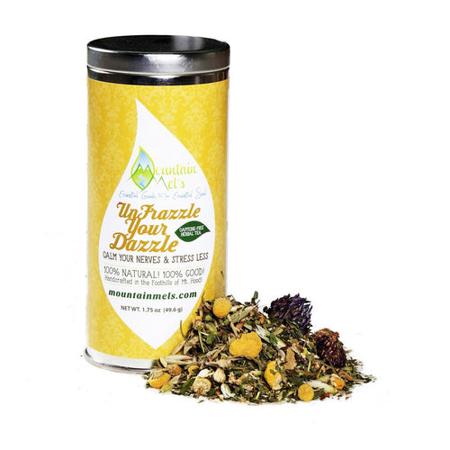 UnFrazzle Your Dazzle Herbal Tea