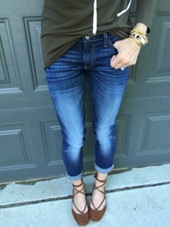 Date Night Boyfriend Jean