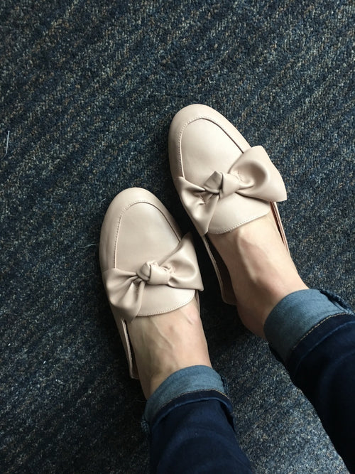 Bow Beauties Slip On Shoes