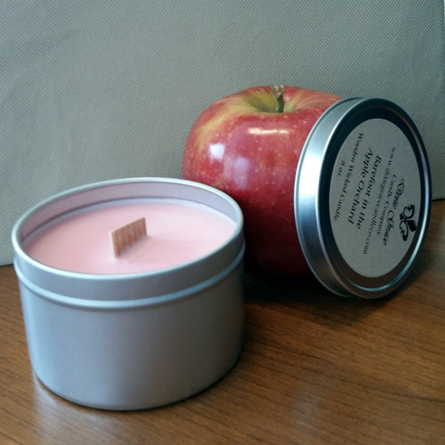 Barefoot in the Apple Orchard Candle