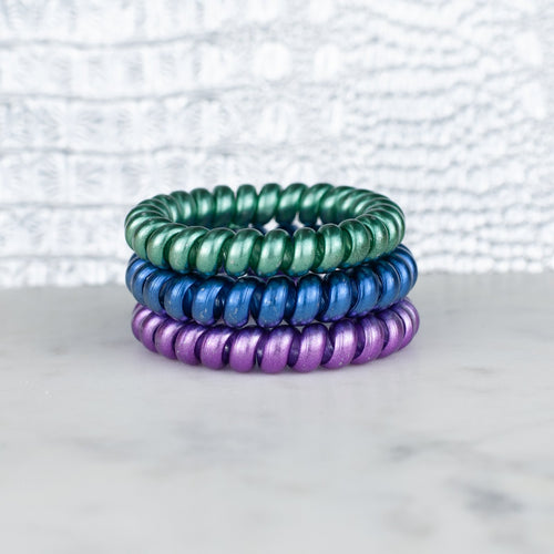 Gem Stones Hotline Hair Tie Set