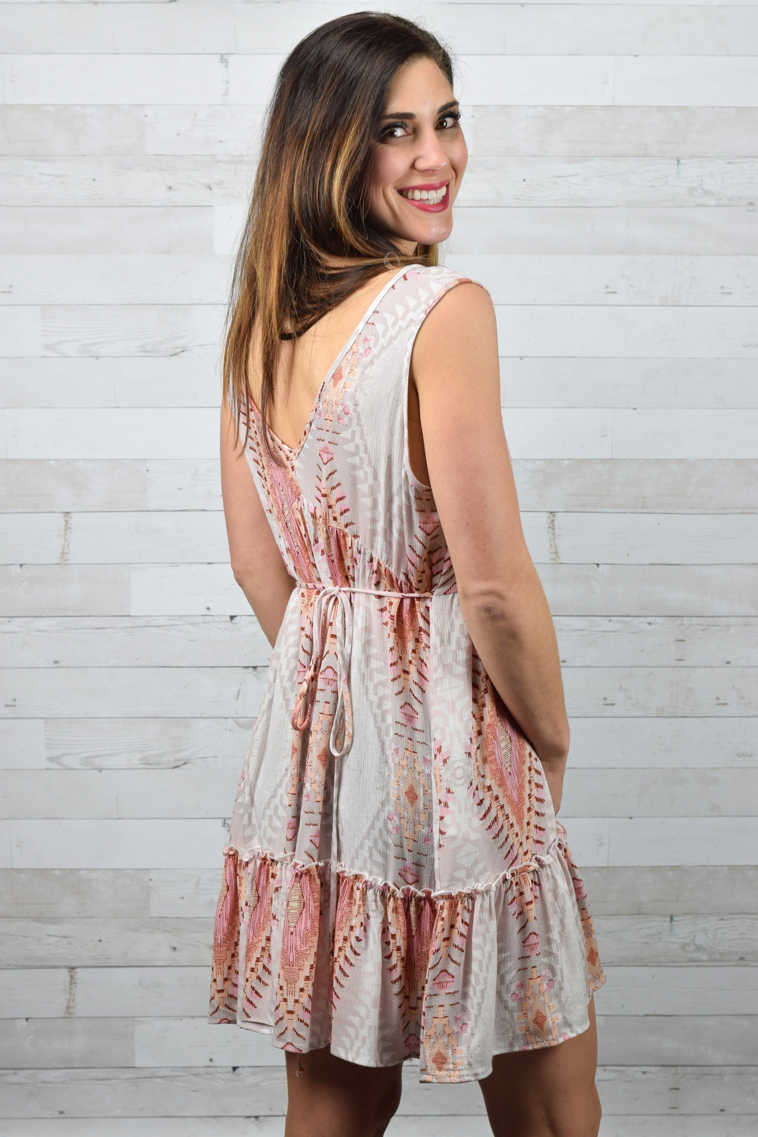 Havana Nights Summer Dress