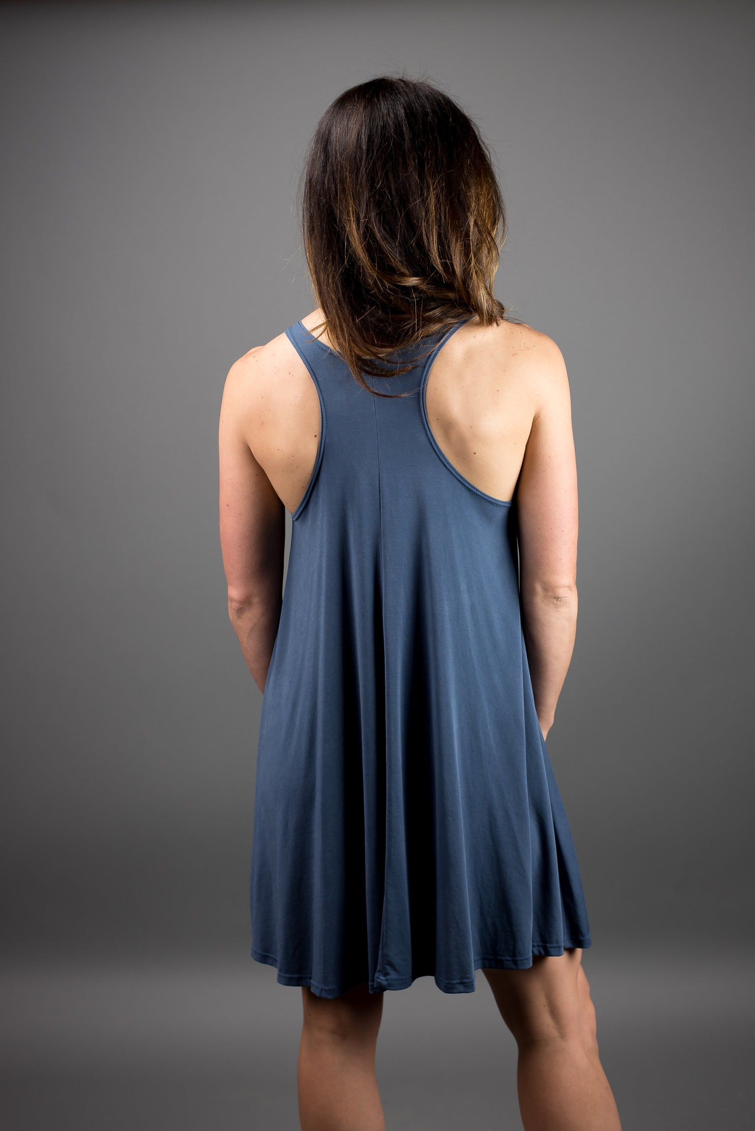 One More Chance Tank Dress