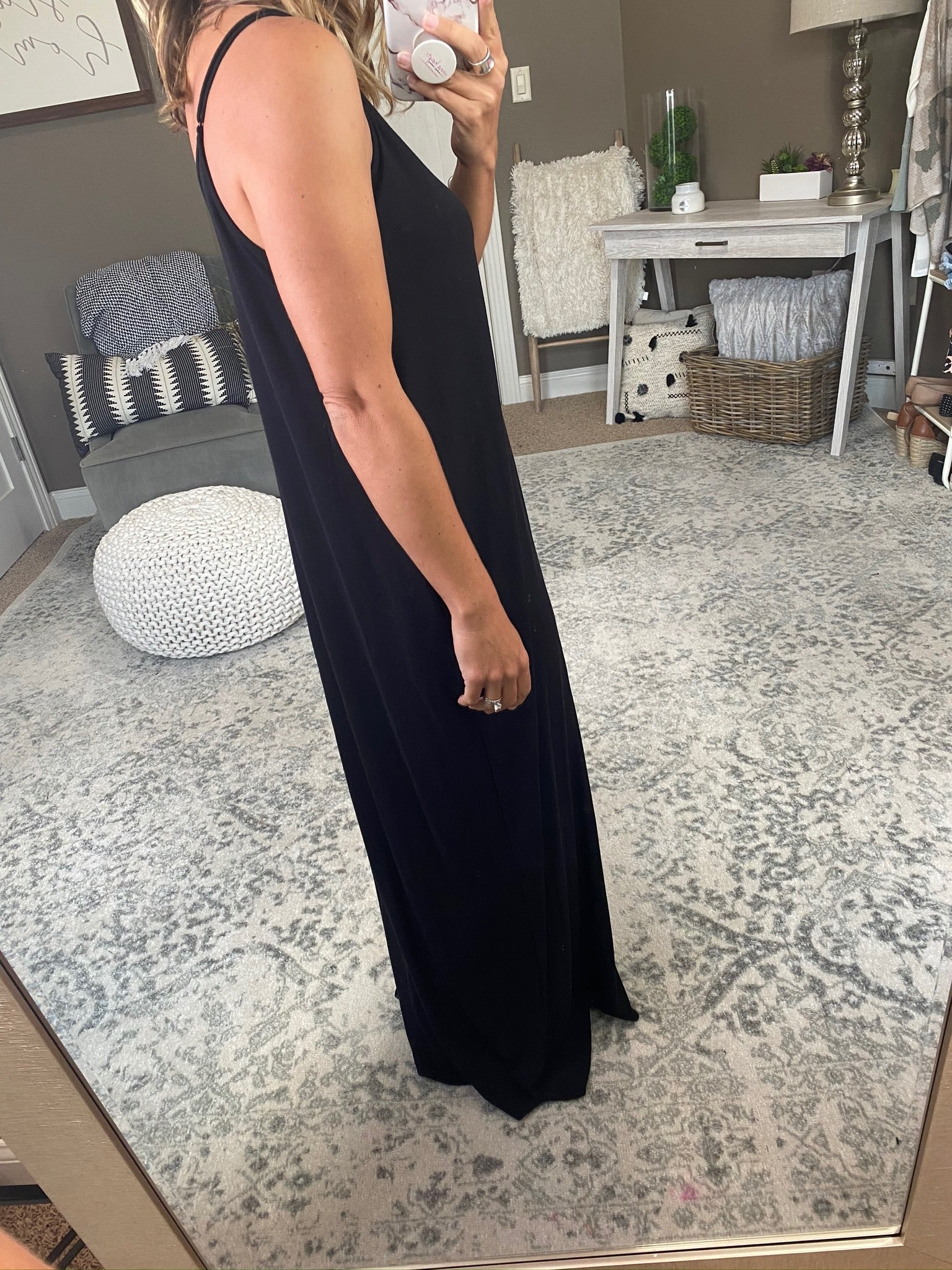 Days Go By Cami Maxi Dress--Multiple Options
