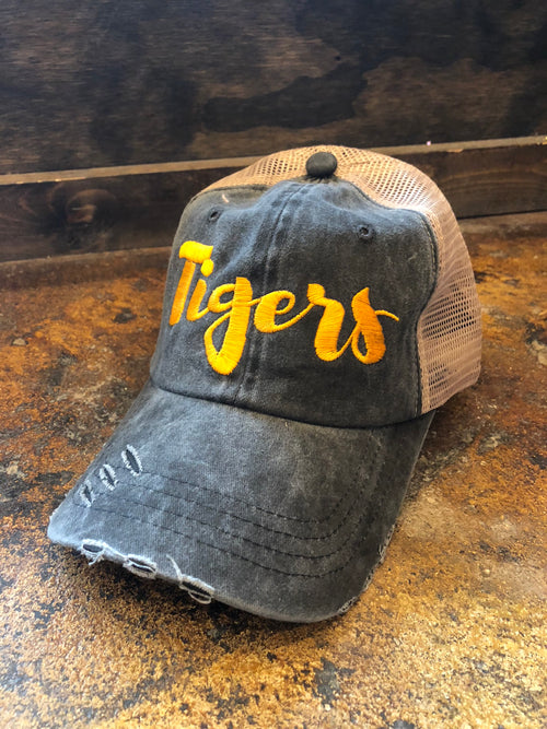Tiger Pride Baseball Hat