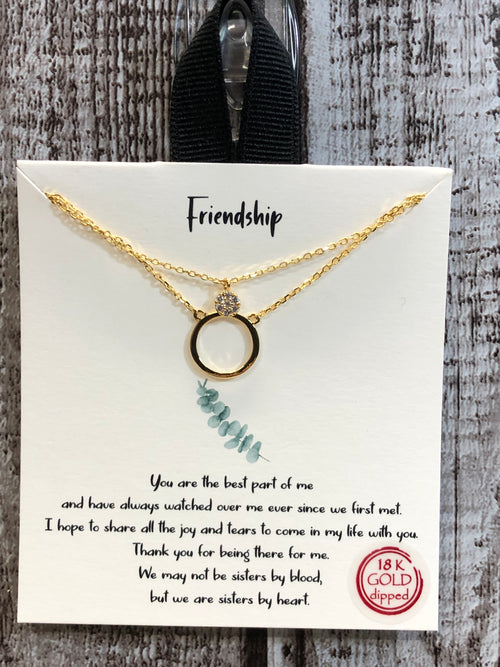Send My Love Necklace- Multiple Options