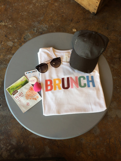 Graphic Tee Spring Bundle - Brunch Graphic Tee