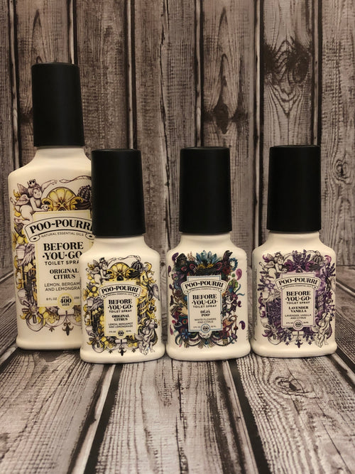 Poo-Pourri Spray- Multiple Options