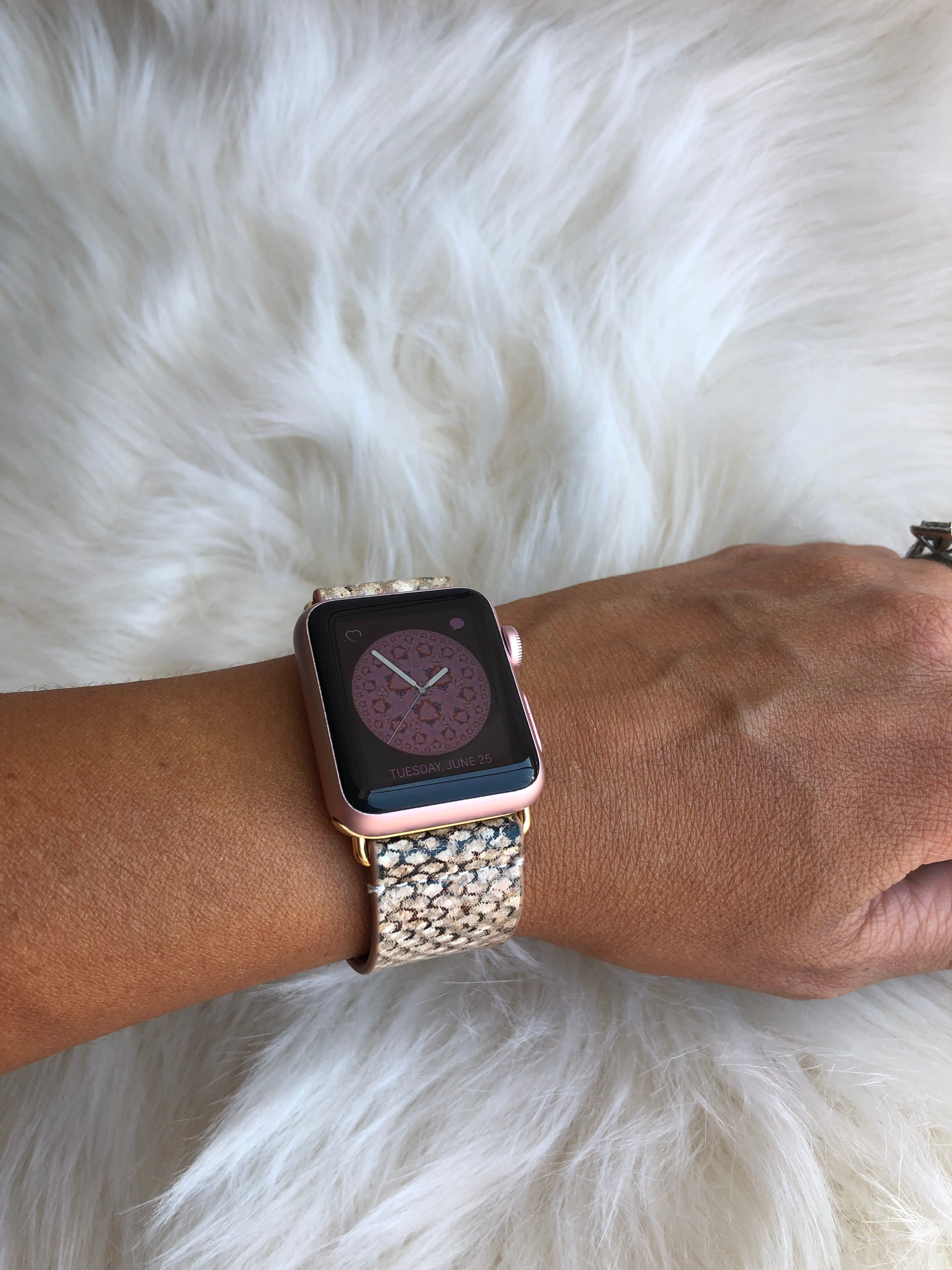 Send My Love Apple Watch Bands- Multiple Options