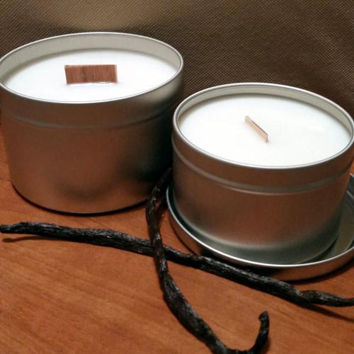 Vanilla In The Beans Candles