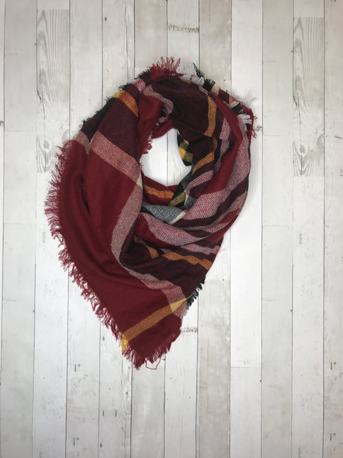 The Atlanta Blanket Scarf