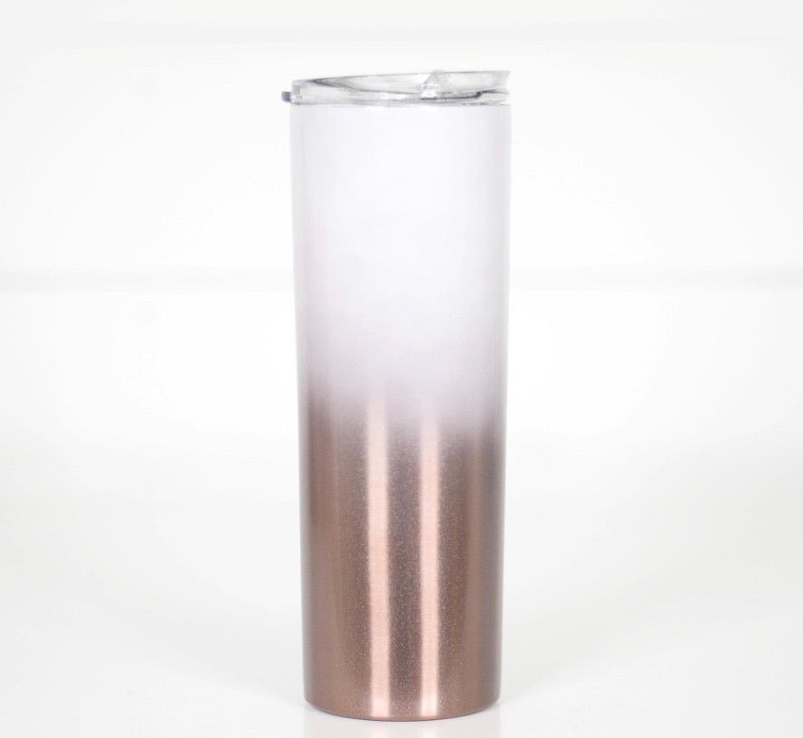 Sippin' On Sunshine Tumbler with Lid and Reusable Straw- Multiple Options