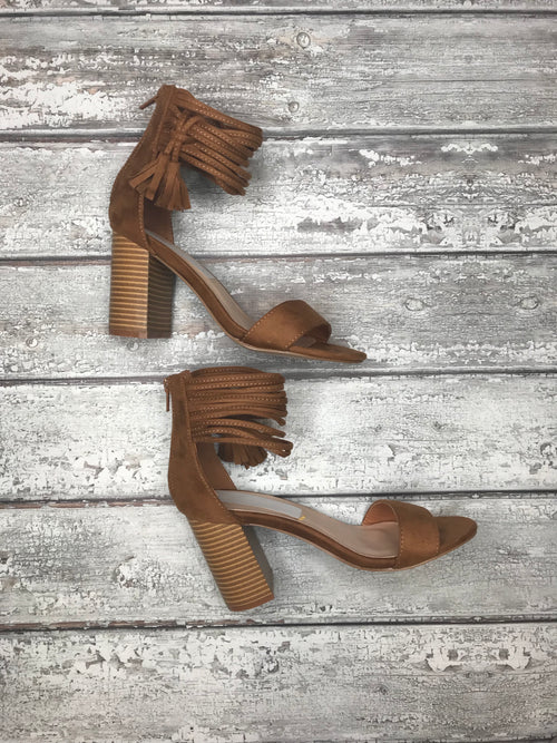 Surrender Your Heart Heels