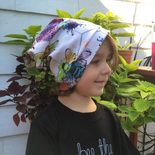 Save the Bees Slouchy Beanie - Little Green Bird