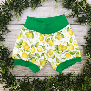 Lemon Shorts