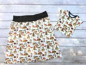 Mama Skirt/Shirt Set