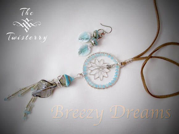 Breezy Dreams necklace
