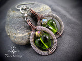 Coiled Green Hearts