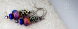 Safari Sunset earrings