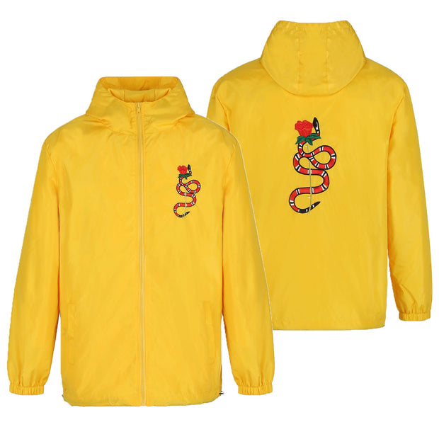 King Snake Windbreaker | Dorado Fashion