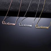 Name Heart Necklace | Dorado Fashion