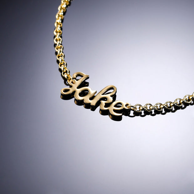 Custom Name Bracelet | Dorado Fashion