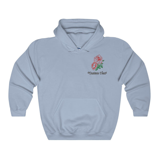 Custom Rose Hoodie | Dorado Fashion