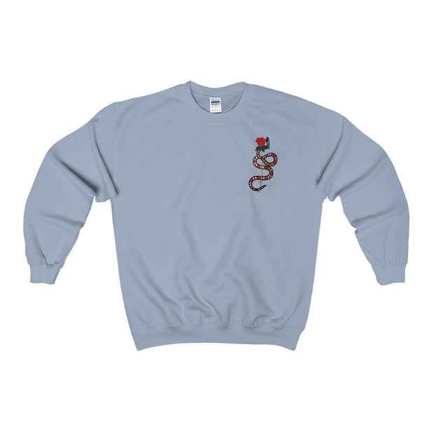King Snake Sweatshirt | Dorado Fashion