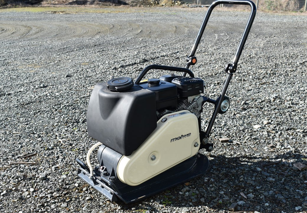 The ins and outs of plate compactors