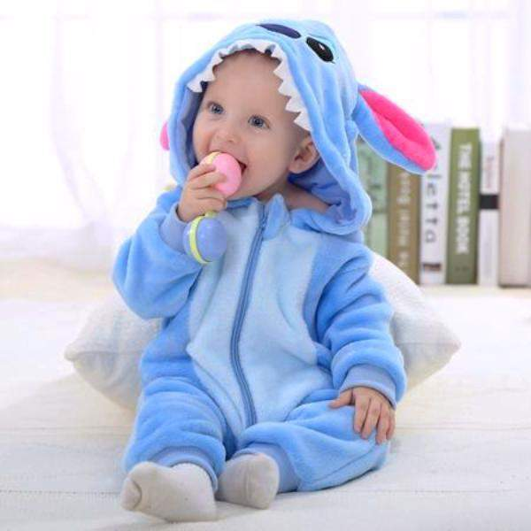 High Quality Unisex Animal and Cartoon Jumpsuit-Baby&Toddler-Booboooutlet