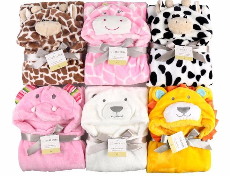 Hooded Baby and Toddler Blanket Swaddling Towel-Baby&Toddler-Booboooutlet