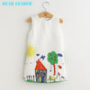 Beautiful Spring & Summer Girls Dress 2018 3-8Y-Booboooutlet