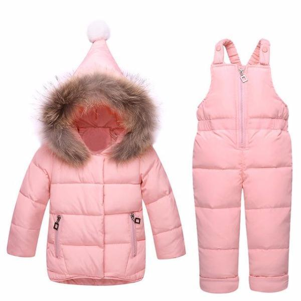 Russian Style Winter Ski Suit-Baby&Toddler-Booboooutlet