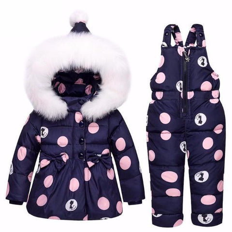 Winter Children Girls Clothing Sets-Baby&Toddler-Booboooutlet