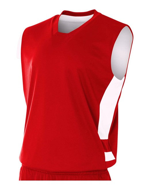 Reversible Speedway Muscle Jersey N2349