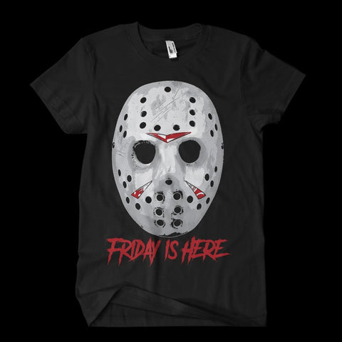 Jason Friday the 13th is here