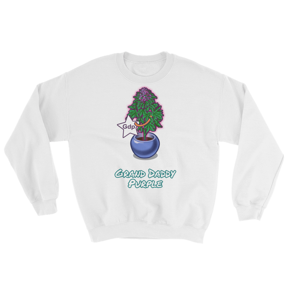 GRAND DADDY PURPLE Sweatshirt