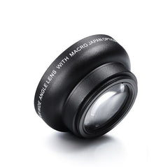0.45X Super Wide Angle Macro Lens Mobile Phone Camera Lens 37mm Digital Definition Optical Lenses For iPhone 5s 7 Plus Samsung