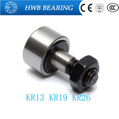 (1 PCS) KR13  CF-5 KR19 CF-8 KR26 CF 10-1 Cam Follower Needle Roller Bearing CF5 CF-8 CF 10-1 FREE SHIPPING