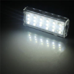 1 Pair Error Free LED SMD License Plate Light For Toyota/Land/Cruiser/Lexus/GX LX470