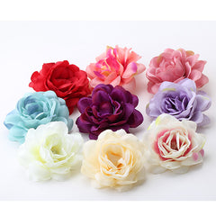 M MISM 2017 Beauty Flower Hair Clips For Girls Bohemian Style Floral Women Girl Hairpins Accessories Blooming Headwear Wholesale