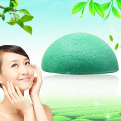 1PC Mini Natural Konjac Konnyaku Facial Puff Face Wash Cleansing Sponge Face Care Beauty Makeup Cosmetic Tools Accessories