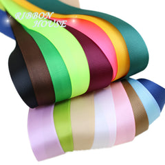"(5 meters/lot) 1"" (25mm) Grosgrain Ribbon Wholesale gift wrap Christmas decoration ribbons"