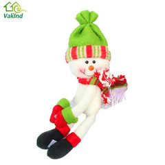 1Pc Christmas Wine Bottle Ornaments navidad Santa Claus Bottle Cover Christmas New Year's Decoration Party Supplies