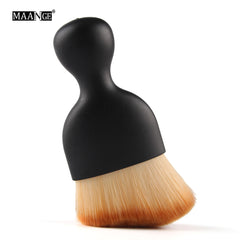 1PCS New Contour Foundation Brush S Shape Cream Blush Loose Powder Makeup Brushes Multifunctional Make Up Brush Beauty Tool Hot