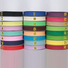 "(6/8"") 20mm width ironed single fold cotton bias tape bias binding for craft sewing and diy handmaking"