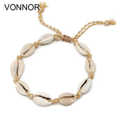Anklets for Women Foot Jewelry Summer Beach Barefoot Sandals Bracelet ankle on the leg Female Ankle strap Bohemian Accessories