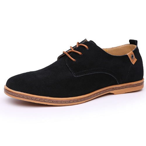 2017 Fashion Men Casual Shoes New Spring Men Solid Flats Lace Up Male Oxfords Men Shoes Zapatillas Hombre Footwear EET01